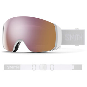 Smith 4D MAG Goggles, wit